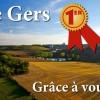 Facebook : le Gers 1er de France!
