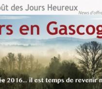33 News Letters pour vendre la Destination Gers !