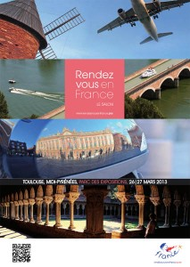 L'édition 2013 se déroulera à Toulouse avec des pré-tours dans tout Midi-Pyrénées